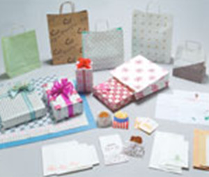 Paper Products(wrapping paper, Paper box, Paper bag etc.)